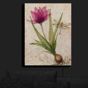 Nightlight Sconce Canvas Light | Paper Mosaic Studio - Uprooted 3
