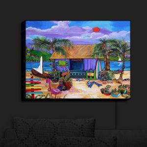 Nightlight Sconce Canvas Light | Patti Schermerhorn's Island Time