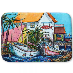 Decorative Bathroom Mats | Patti Schermerhorn - Just a Little Beach Town