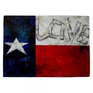 Countertop Place Mats | Patti Schermerhorn's Love For Texas
