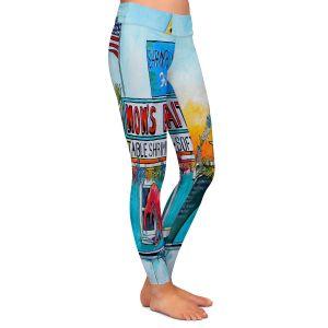 Casual Comfortable Leggings | Patti Schermerhorn - Moms Bait Shop | storefront coast beach summer