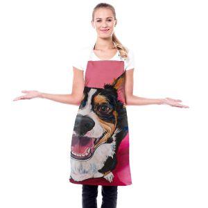 Artistic Bakers Aprons   Patti Schermerhorn - Walden Corgi   Animals Dogs