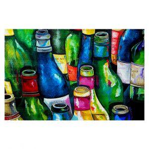 Decorative Floor Coverings | Patti Schermerhorn Wine Collection
