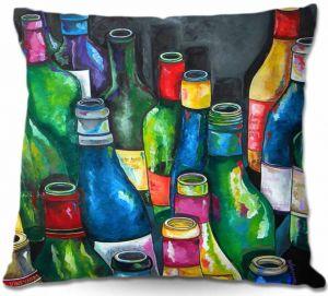 Throw Pillows Decorative Artistic | Patti Schermerhorn Wine Collection
