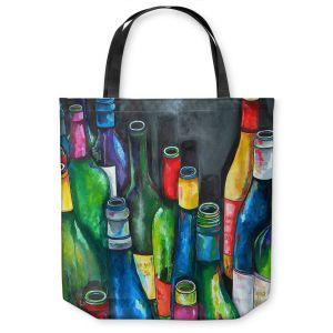 Unique Shoulder Bag Tote Bags | Patti Schermerhorn Wine Collection