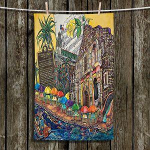 Unique Bathroom Towels | Patti Schermerhorn - Yellow Rose Texas