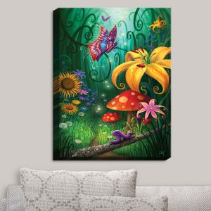 Decorative Canvas Wall Art | Philip Straub - A Secret Place