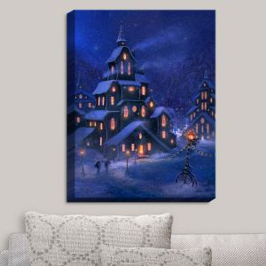 Decorative Canvas Wall Art | Philip Straub - Coming Home