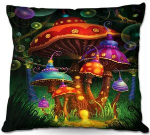 Throw Pillows Decorative Artistic | Philip Straub Enchanted Evening