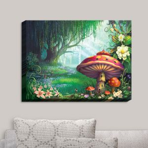 Decorative Canvas Wall Art | Philip Straub - Enchanted Forest