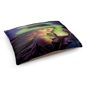 Decorative Dog Pet Beds | Philip Straub - Hex of the Witch | fantasy halloween spooky magic