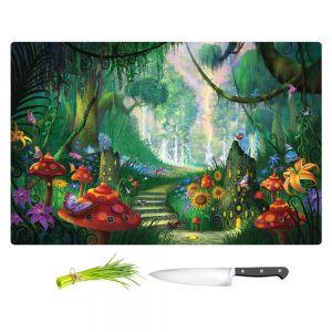 Artistic Kitchen Bar Cutting Boards | Philip Straub - Hidden treasure