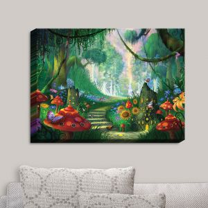 Decorative Canvas Wall Art | Philip Straub - Hidden Treasure