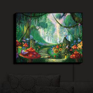 Nightlight Sconce Canvas Light | Philip Straub's Hidden treasure