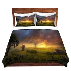 Artistic Duvet Covers and Shams Bedding | Philip Straub - Infinite Oz
