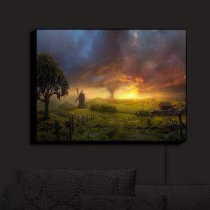 Nightlight Sconce Canvas Light | Philip Straub's Infinite Oz