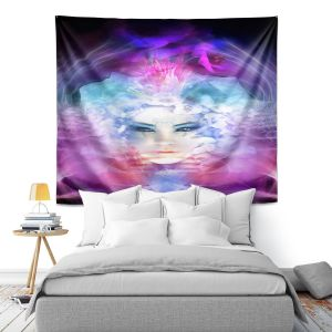Artistic Wall Tapestry | Philip Straub - Rebirth