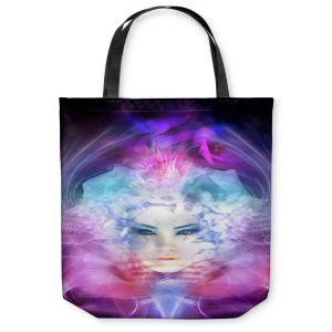 Unique Shoulder Bag Tote Bags | Philip Straub - Rebirth