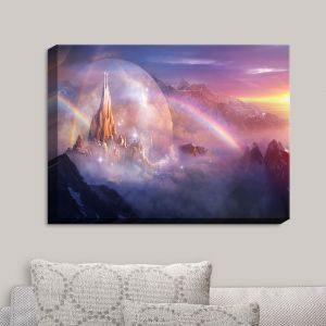 Decorative Canvas Wall Art | Philip Straub - Utherworlds Unohla