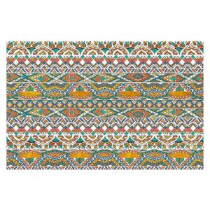 Decorative Floor Covering Mats | Pom Graphic Design - Egyptian Tribals | Egypt pattern
