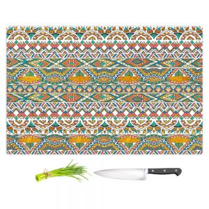 Artistic Kitchen Bar Cutting Boards | Pom Graphic Design - Egyptian Tribals | Egypt pattern