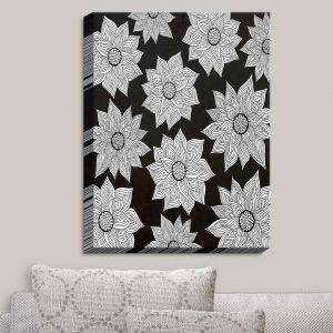 Decorative Canvas Wall Art | Pom Graphic Design - Elegant Floral