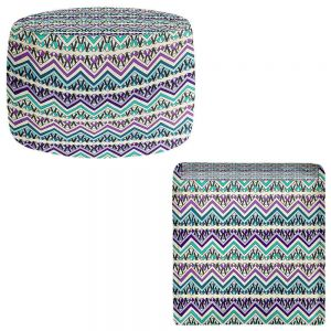 Round and Square Ottoman Foot Stools | Pom Graphic Design - Energy