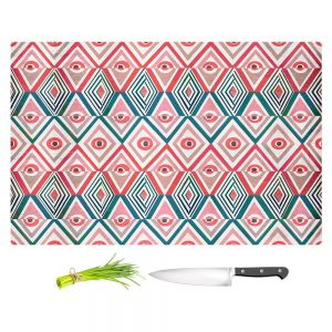 Artistic Kitchen Bar Cutting Boards | Pom Graphic Design - Ethnicity