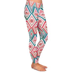 Casual Comfortable Leggings | Pom Graphic Design Ethnicity