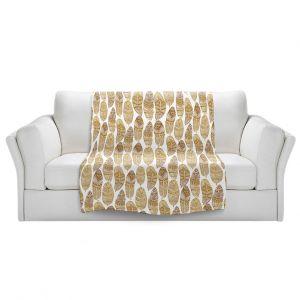 Artistic Sherpa Pile Blankets | Pom Graphic Design - Free Spirit