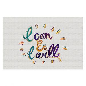 Decorative Floor Coverings | Pom Graphic Design - I Can and I WIll