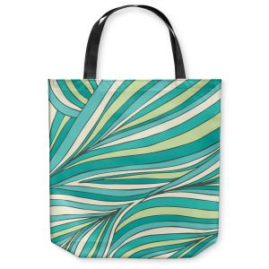 Unique Shoulder Bag Tote Bags | Pom Graphic Design Organic Forest