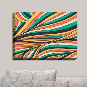 Decorative Canvas Wall Art | Pom Graphic Design - Retro Movement