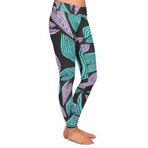 Casual Comfortable Leggings   Pom Graphic Design Winter Wind