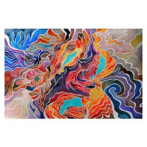 Decorative Floor Coverings | Rachel Brown - Antelope Canyon