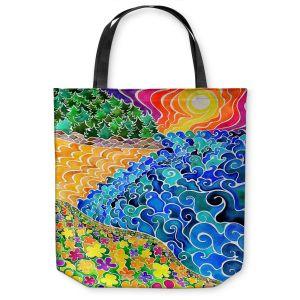 Unique Shoulder Bag Tote Bags | Rachel Brown Big Sur