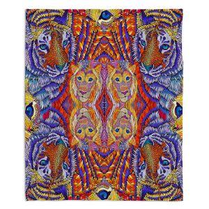 Artistic Sherpa Pile Blankets | Rachel Brown - Cataclysmic