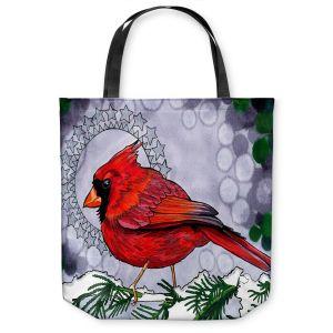 Unique Shoulder Bag Tote Bags | Rachel Brown Cosmo Cardinal