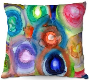 Throw Pillows Decorative Artistic | Rachel Brown - Into the Mystic