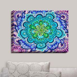 Decorative Canvas Wall Art | Rachel Brown - Mystic Mandala