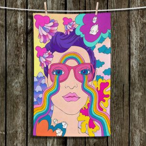 Unique Hanging Tea Towels | Rachel Brown - Pineapple Express