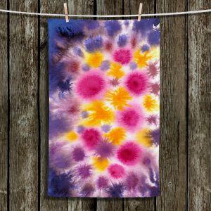 Unique Hanging Tea Towels | Rachel Brown - Razzle Dazzle | Abstract