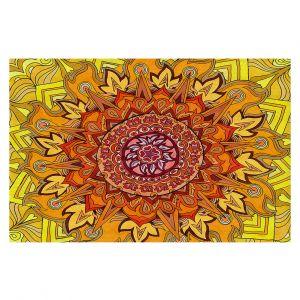 Decorative Floor Coverings | Rachel Brown - Revelation Mandala