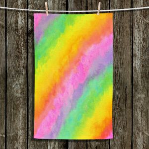 Unique Bathroom Towels | Rachel Brown - Reverie | Abstract