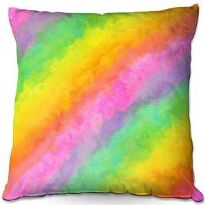 Throw Pillows Decorative Artistic | Rachel Brown - Reverie | Abstract