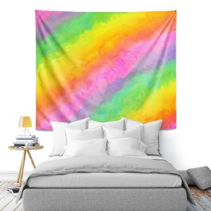 Artistic Wall Tapestry   Rachel Brown - Reverie   Abstract