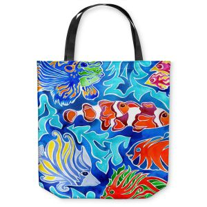 Unique Shoulder Bag Tote Bags | Rachel Brown Snorkeling
