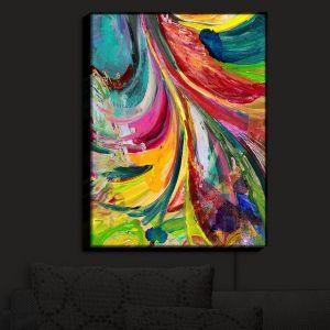Nightlight Sconce Canvas Light   Rachel Brown's Synesthesia