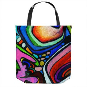 Unique Shoulder Bag Tote Bags   Robin Mead - Abstract Color Culture   Abstract