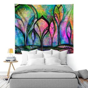 Artistic Wall Tapestry | Robin Mead After the Rain